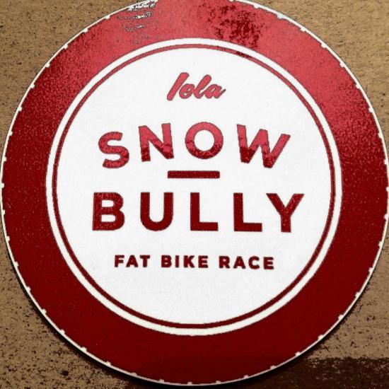 Iola Winter Carnival 2020.2020 Iola Snow Bully Fat Bike Race Online Registration