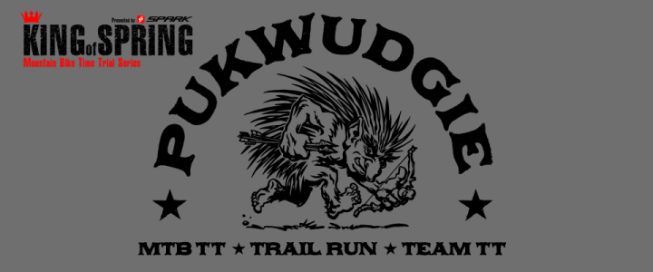 RaceThread.com Pukwudgie MTB Time Trial, Trail Run & Team TT (King of Spring Race #1)