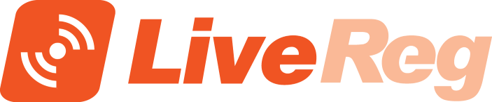 LiveReg Logo